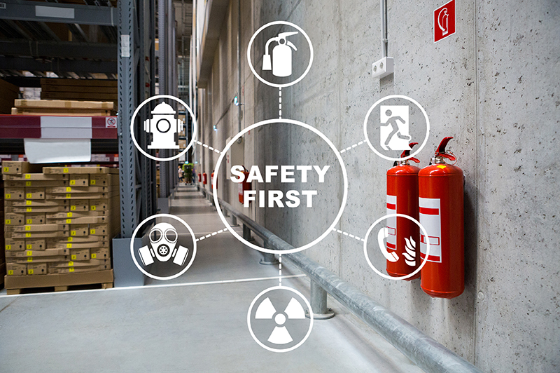 Warehouse Security and our approach to Dangerous Goods Warehousing