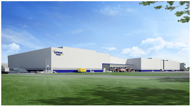 FPT Develops Lyreco's Largest Flagship Built-to-Suit Warehouse in Thailand