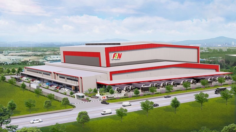 Frasers Property Thailand marks a major milestone to develop fully automated flagship warehouse for F&N Dairies (Thailand) Limited